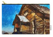 Bodie Ghost Town Methodist Church Carry-all Pouch