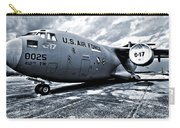 Boeing C-17 Airplane Carry-all Pouch