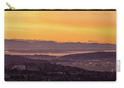 Boeing Seatac And Rainier Sunrise Carry-all Pouch