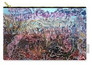 Bogomils Vegetable Garden  Carry-all Pouch by Otto Rapp