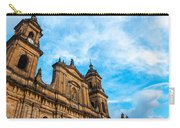 Bogota Cathedral Front Carry-all Pouch