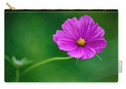 Bohemian Garden Magenta Carry-all Pouch
