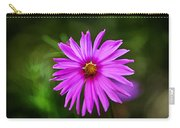 Bohemian Garden Pink Carry-all Pouch