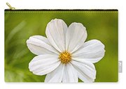 Bohemian Garden White Carry-all Pouch