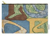 Bohemian Love Carry-all Pouch