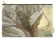 Bohemian Sun Dreamer Carry-all Pouch by Alphonse Marie Mucha