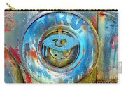 Bohemian Twist Carry-all Pouch