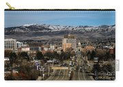 Boise Idaho Carry-all Pouch by Robert Bales