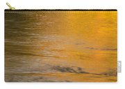 Boise River Autumn Abstract Carry-all Pouch