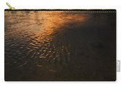 Boise River Dramatic Sunset Carry-all Pouch