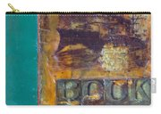 Book Cover Encaustic Carry-all Pouch