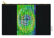 Bold And Colorful Phone Case Artwork Designs By Carole Spandau Cbs Art Exclusives 103 Carry-all Pouch