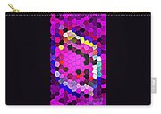 Bold And Colorful Phone Case Artwork Designs By Carole Spandau Cbs Art Exclusives 113 Carry-all Pouch