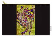 Bold And Colorful Phone Case Artwork Designs By Carole Spandau Cbs Art The Golden Dragon 114  Carry-all Pouch