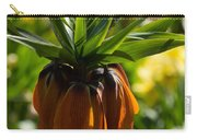 Bold And Showy Orange Crown Imperial Flower  Carry-all Pouch