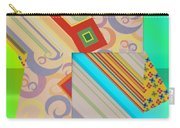 Bold Geometric Abstract  Carry-all Pouch