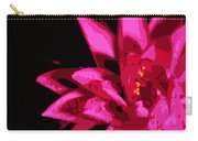 Bold Lily Carry-all Pouch