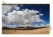 Bolivia Cloud Valley Carry-all Pouch