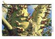 Bombacaceae - Floss Silk Tree - Chorisia Speciosa Hawaii Carry-all Pouch