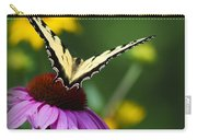 Bon Voyage Butterfly Carry-all Pouch