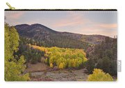 Bonanza Autumn View Carry-all Pouch
