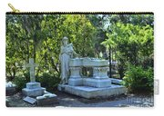 Bonaventure Cemetery 2 Carry-all Pouch