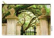 Bonaventure Gate Savannah Ga Carry-all Pouch