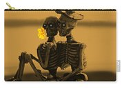 Bones In Love  Carry-all Pouch