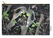 Bones On The Forest Floor Carry-all Pouch