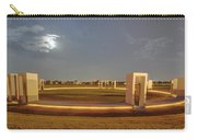 Bonfire Memorial Carry-all Pouch