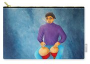 Bongo Man Carry-all Pouch by Pamela Allegretto