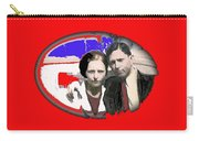 Bonnie And Clyde Close-up Detail Of Larger Image C. 1933-2013 Carry-all Pouch
