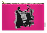 Bonnie Parker Aiming Rifle At Clyde Barrow March 1933-2008 Carry-all Pouch