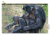 Bonobo Adult Tickeling Juvenile Carry-all Pouch