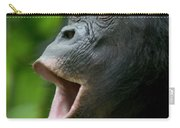 Bonobo Female Calling Carry-all Pouch