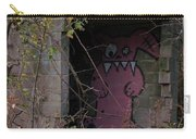 Boogie Monster Graffiti Carry-all Pouch