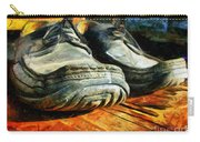Boogie Shoes - Walking Story - Drawing Carry-all Pouch