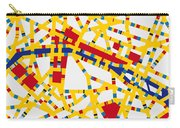 Boogie Woogie Paris Carry-all Pouch