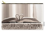 Book Heart Series 1 Carry-all Pouch