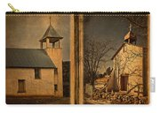 Book Of Churches Carry-all Pouch