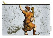 Bootes Constellation, 1687 Carry-all Pouch
