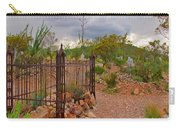 Boothill Cemetary Image Carry-all Pouch