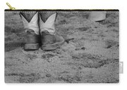 Boots And Horse Hooves Carry-all Pouch