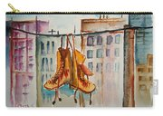 Boots On A Wire Carry-all Pouch