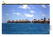 Bora Bora Lagoon Carry-all Pouch