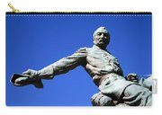 Borglum's General Philip Sheridan -- A Partial View Carry-all Pouch