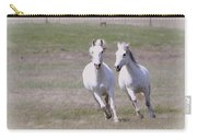 Lipizzaner Stallions Carry-all Pouch