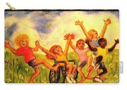 Born To Be Free Carry-all Pouch