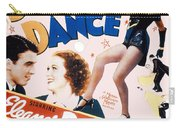 Born To Dance Carry-all Pouch