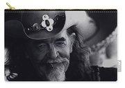 Born To The West Homage 1937 Buffalo Bill Helldorado Days Tombstone Arizona 1968-2008 Carry-all Pouch
